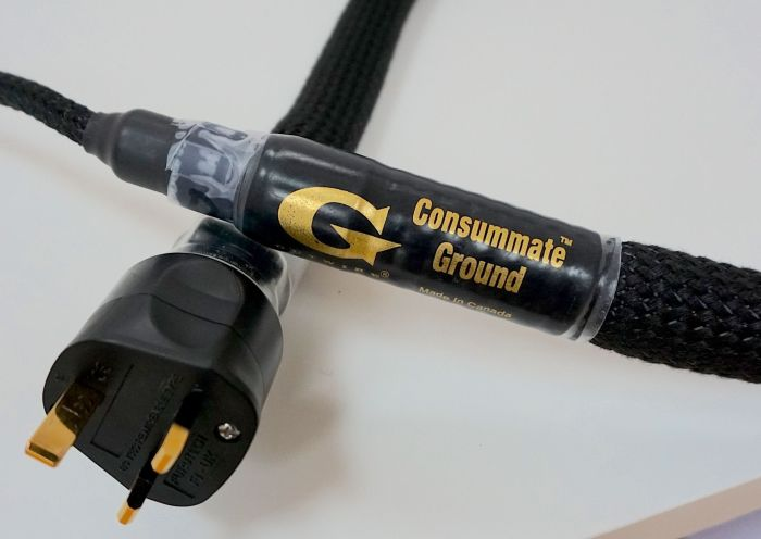 Consummate Ground cable from Gutwire