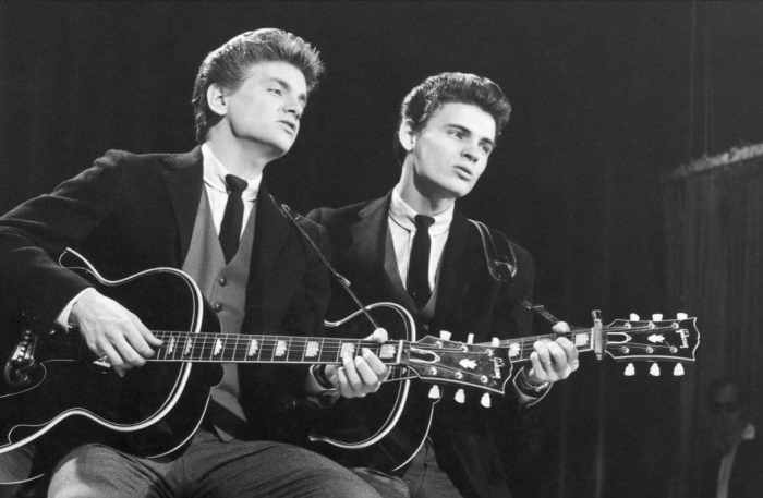 The Everly Brothers: Debut Reissued