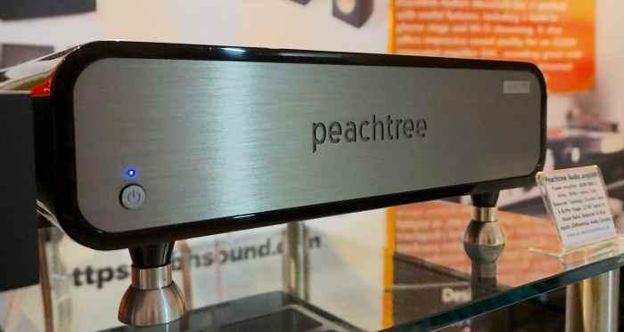 Bristol Hi-Fi Show 2020: Peachtree & JL