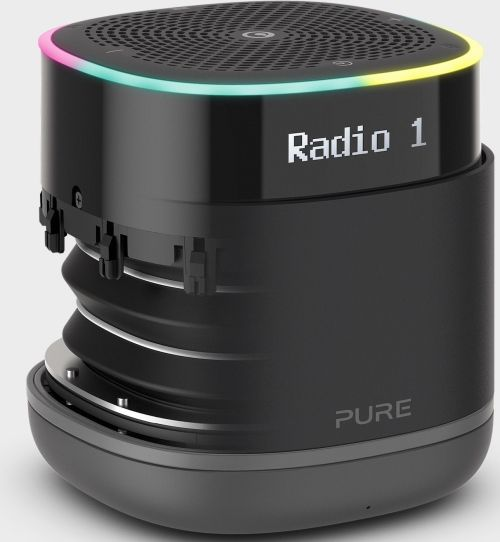 StreamR Bluetooth Speaker from Pure