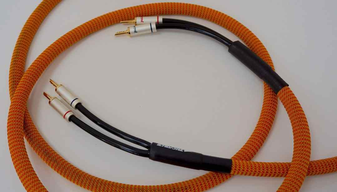Ricable Dedalus Speaker Cables