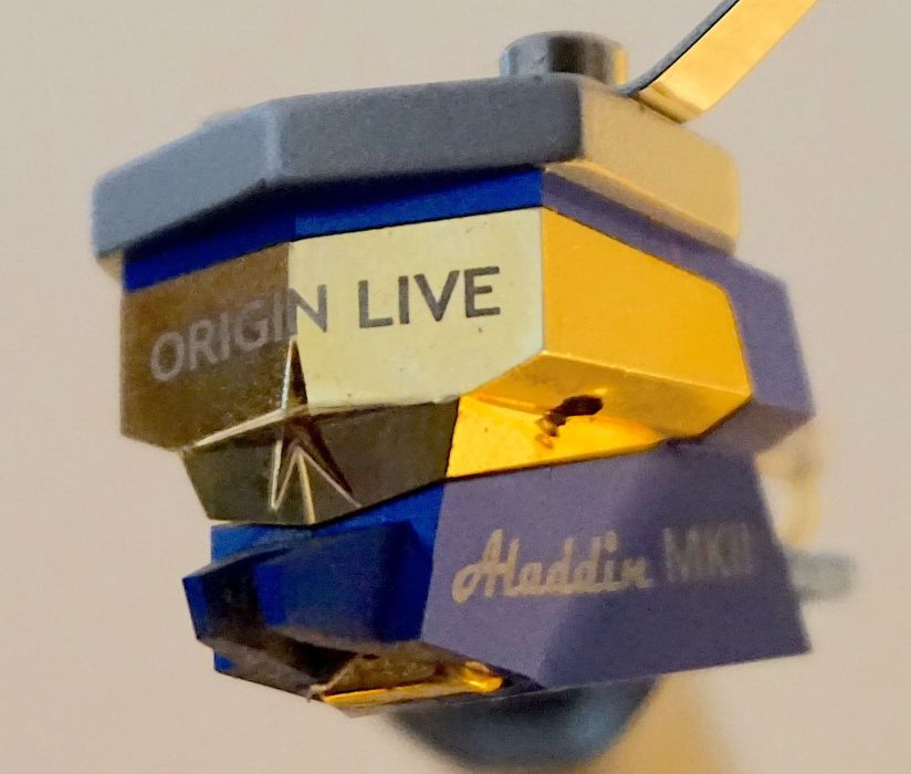 Aladdin Mk.2 Cartridge from Origin Live