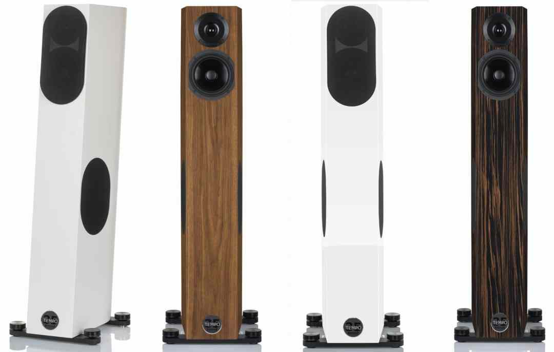 Audio Physic Avanti, Tempo & Step 35 Speakers