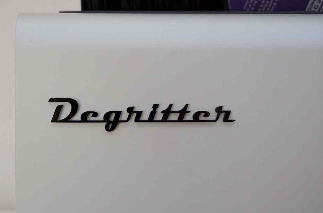 Degritter Ultrasonic Record Cleaning Machine