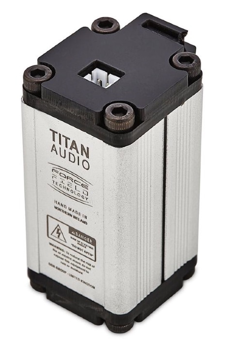 Force Field Technology From Titan Audio - The Audiophile Man