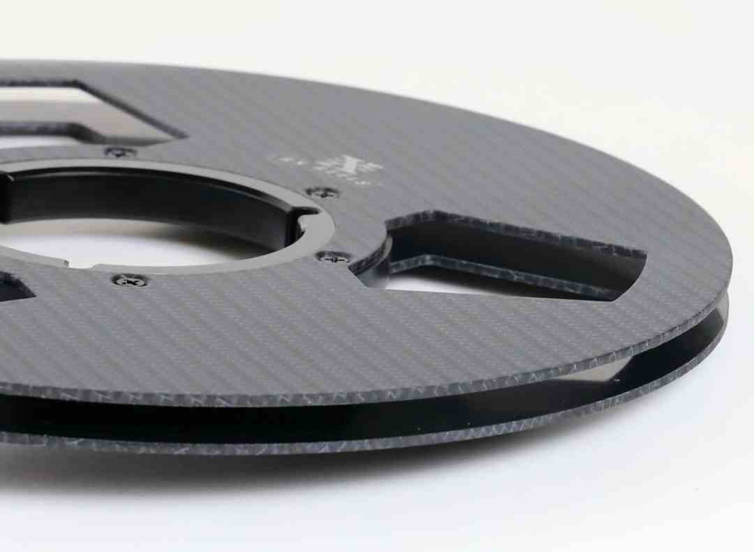 Carbon Fibre Tape Reels From RX Reels