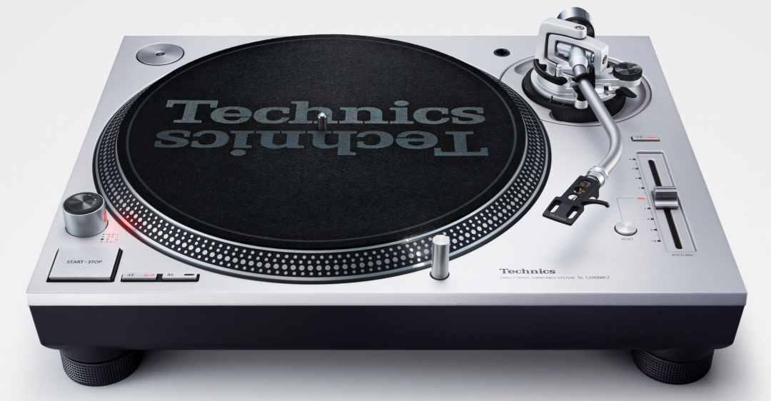 SL-1200MK7 DJ Turntable From Technics