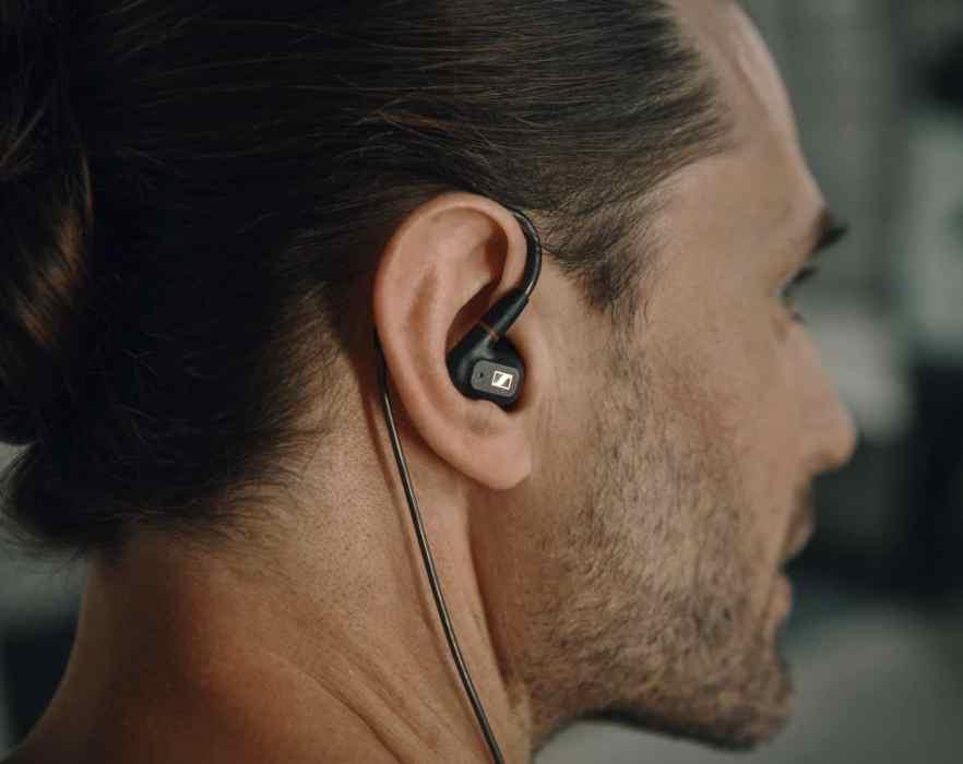 IE300 EARPHONES FROM SENNHEISER