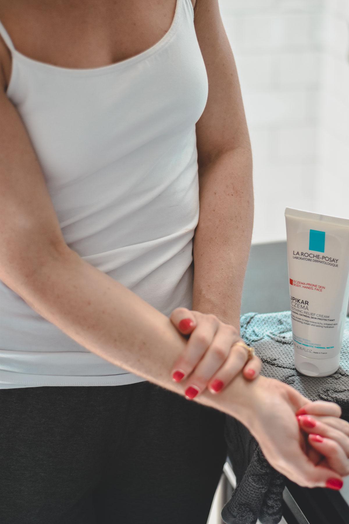 La Roche-Posay USA Lipikar Eczema Cream • The Audrey Reel