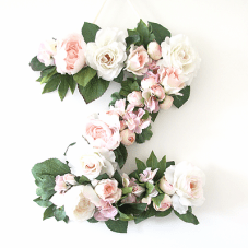 Personalised Floral Piece