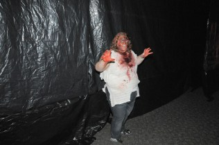 Haunted House 2010. Photo by Frank Williams.