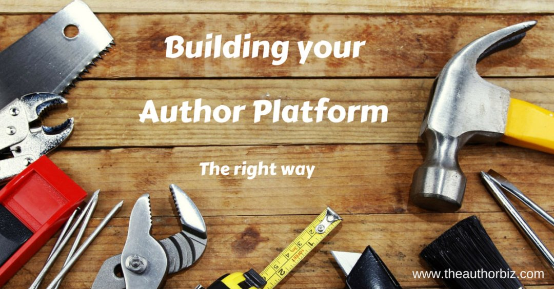 Building your Author Platform