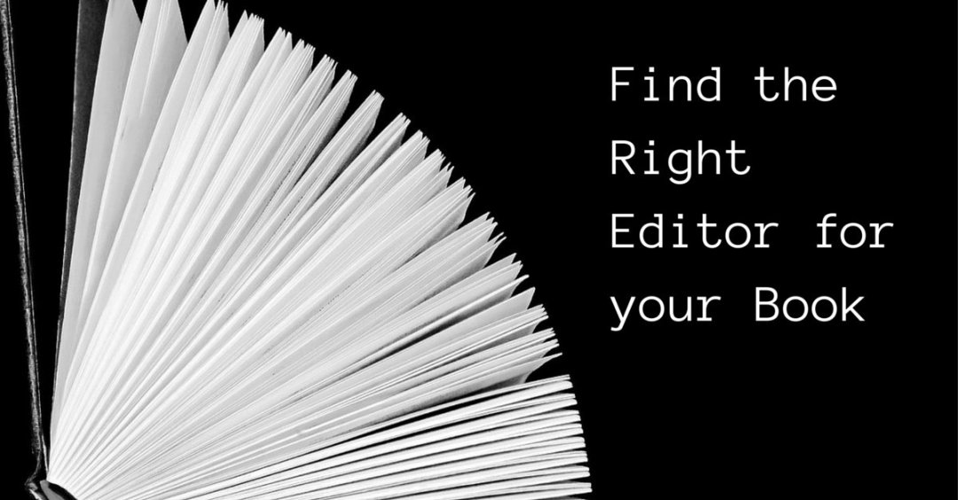 Finding your Editor
