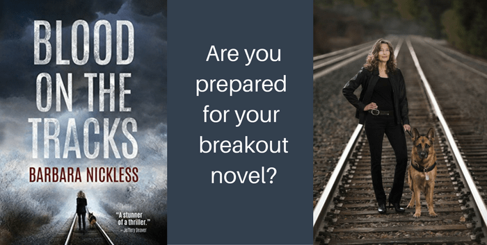 TAB095: Are You Prepared for Breakout Success with Your Next Book?
