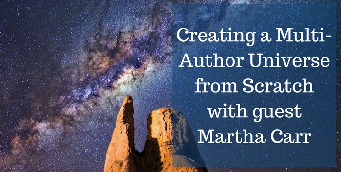 TAB125: Creating a Multi-Author Universe from Scratch with guest Martha Carr