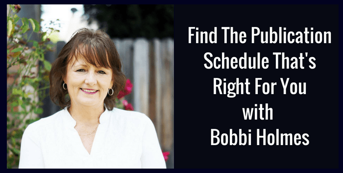TAB135: Finding The Publication Schedule That's Right For You
