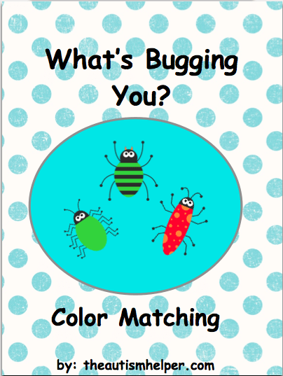 What's Bugging You? Color Matching Edition