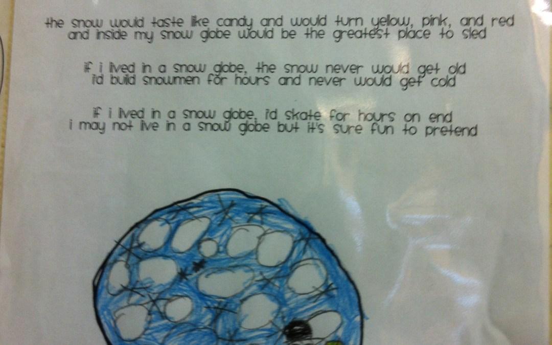Snow Globe Poem