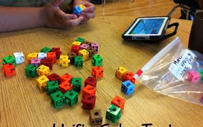 Academic Unifix Cubes