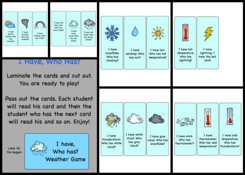 The Autism Helper - Weather