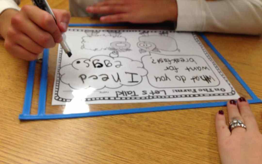 Using Cartoons to Teach Social Skills