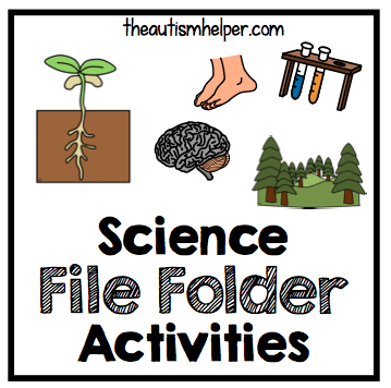 Science File Folder Activities