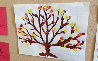 My Favorite Fall Craft :)