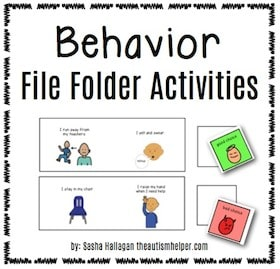 Behavior File Folders