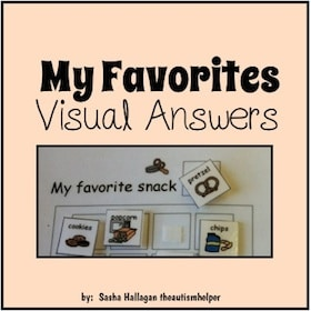 My Favorites {Visual Answers}