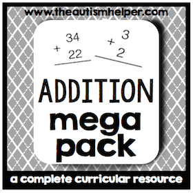 Addition Mega Pack