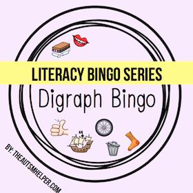 Digraph Bingo