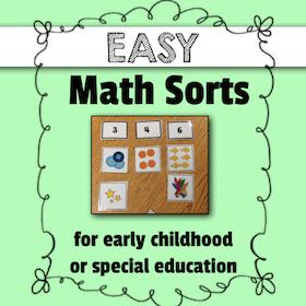 Easy Math Sorts