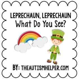 Leprechaun, Leprechaun – What Do You See?