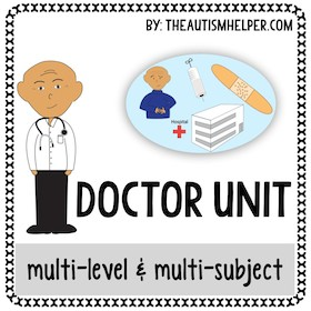 Doctor Unit {Multi-Level & Multi-Subject}