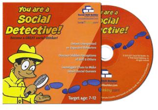 Social Detective CD