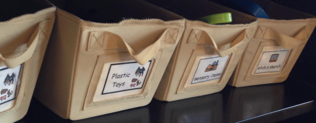 Labels for an Autism Classroom {Why Labeling is So Important}