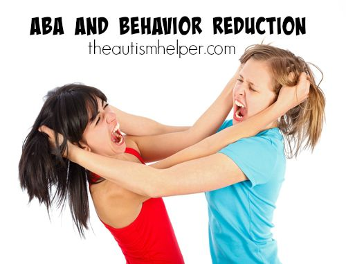 aba and behavior reduction
