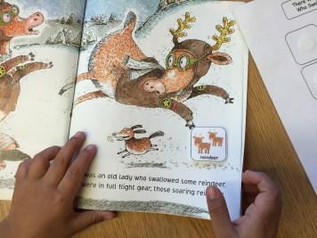 Book Reindeer Picture