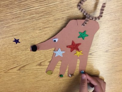 Reindeer Craft Decorate
