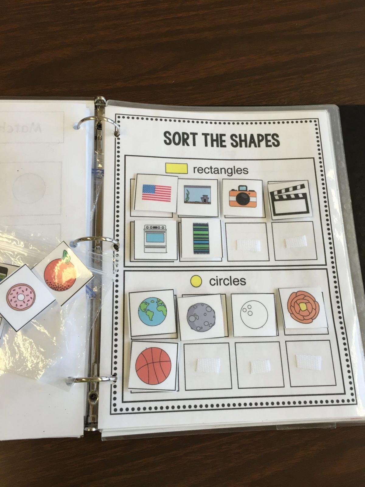Interactive Math Work Books