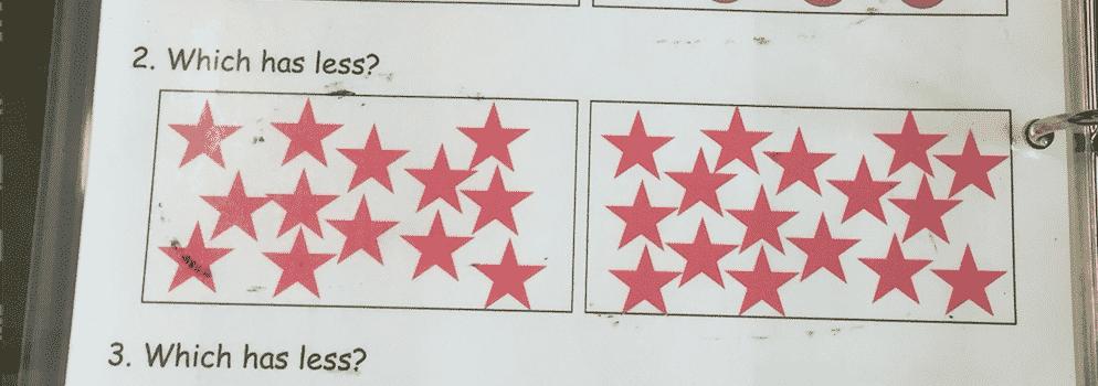 Visual Math Activities {LEVEL 2}