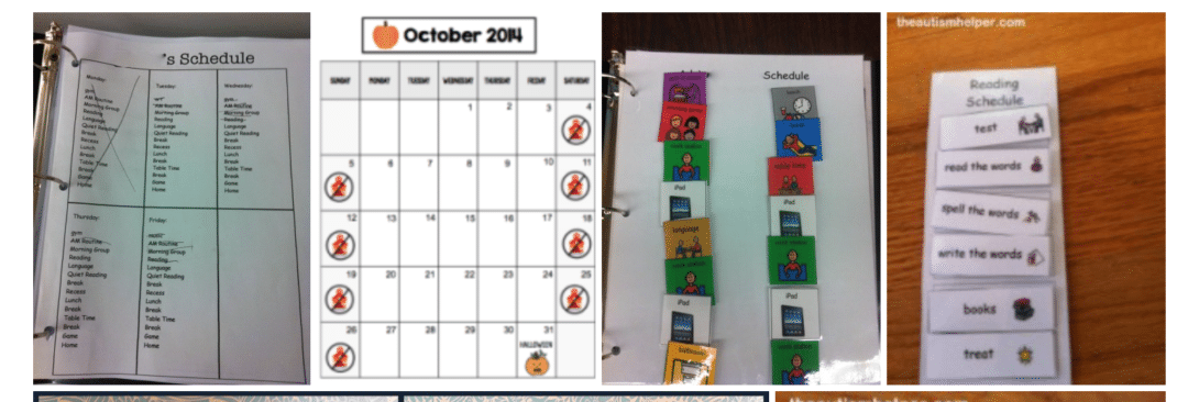 Why You Need Schedules in Your Classroom