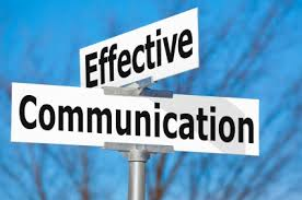 Start Thinking of Communication Now?