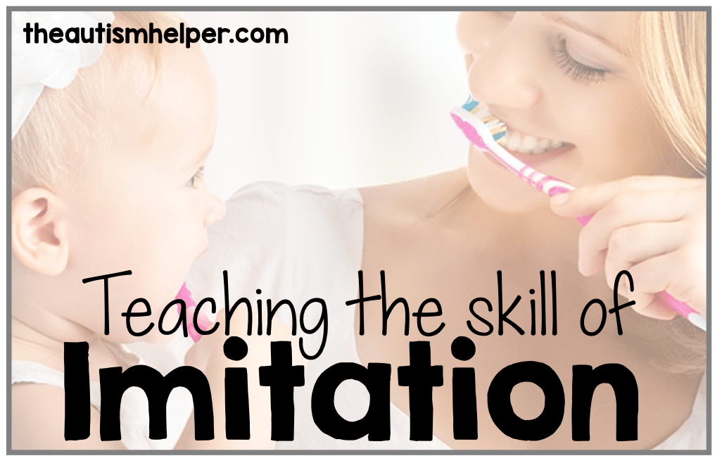 Teaching the Skill of Imitation