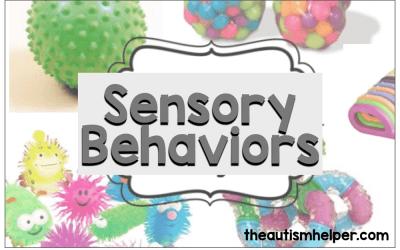 Sensory Behaviors