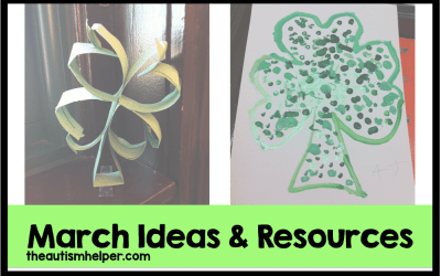 March Ideas & Resources