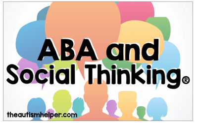 ABA and Social Thinking