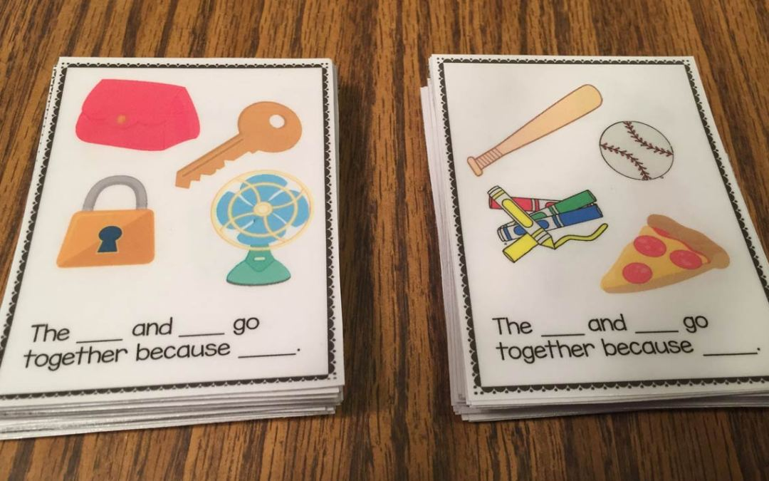 More Vocabulary Practice!