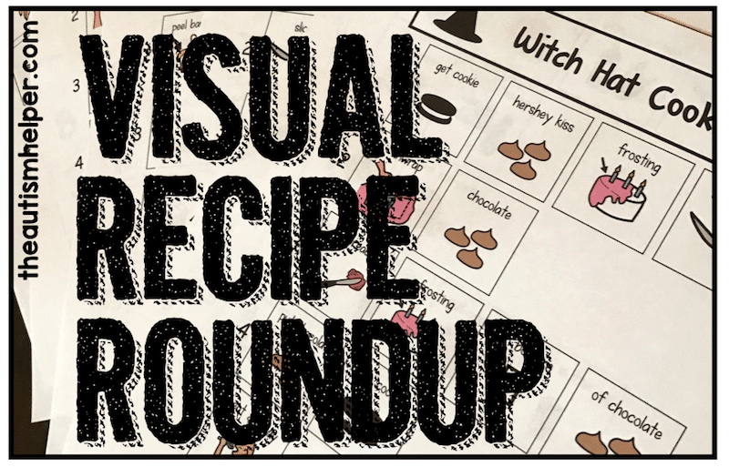 Visual Recipe Round Up