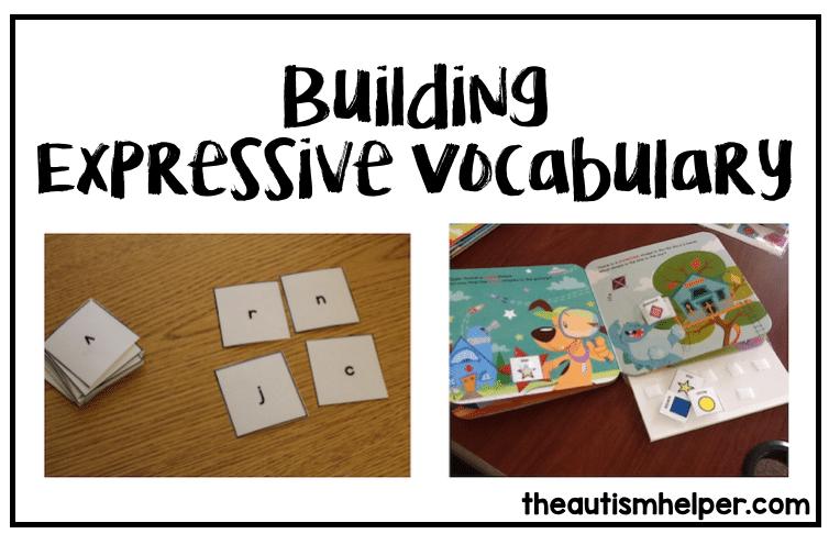 Building Expressive Vocabulary